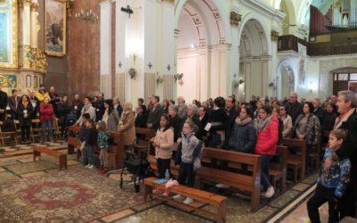 La parròquia sant Antoni Abat posa la mirada en el futur