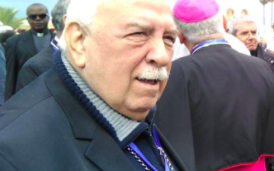 El salesiano Miguel A. Olaverri nombrado Arzobispo