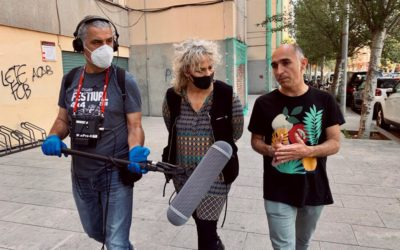 El coronavirus ofega el barri de La Mina