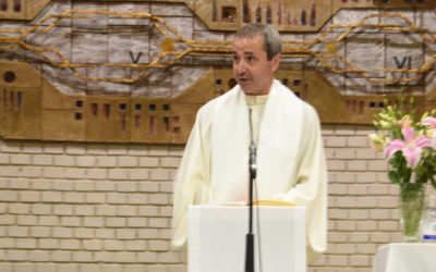 La comunitat del Teologat de Madrid acull el nou director