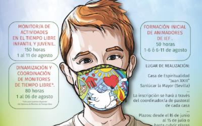 La Escuela Don Bosco de Andalucía presenta la seva escola d'animadors