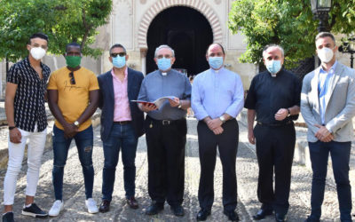 El Cabildo Catedral de Córdoba patrocina el projecte Buzzetti de la Fundación Don Bosco