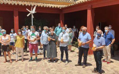 La Conselleria d'Agricultura reconeix la labor dels salesians en favor de l'Educació Ambiental