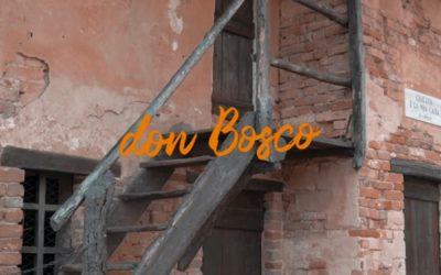 Una plegaria en vídeo por el 205° aniversario del nacimiento de Don Bosco