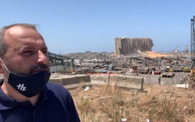 La tragedia de Beirut y la inmediata respuesta salesiana