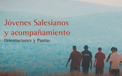 Orientacions a joves salesians sobre acompanyament