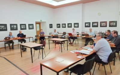 El nou Consell de la Inspectoria Salesiana Maria Auxiliadora inicia el curs analitzant els plans de les diferents delegacions i comissions davant el context COVID