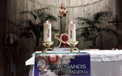 Salesians Cartagena compleix 50 anys