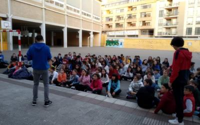 Els centres juvenils Trobada d'Amics i Club Amics presenten els seus desitjos de futur