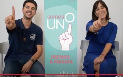 Anirem a mitges: Mario Martín y Marina Vila