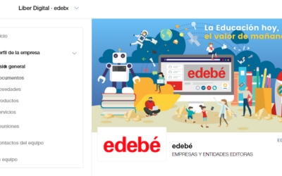 EDEBÉ i l'EDITORIAL CSS participen a LIBER 2020