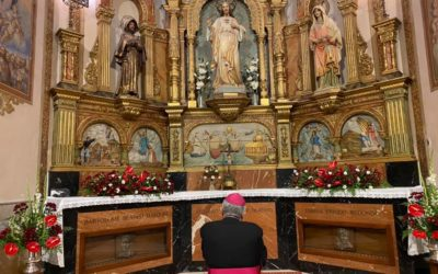 El Bisbe de Córdoba proposa com a model per als joves l'amor i la fe de Bartolomé Blanco