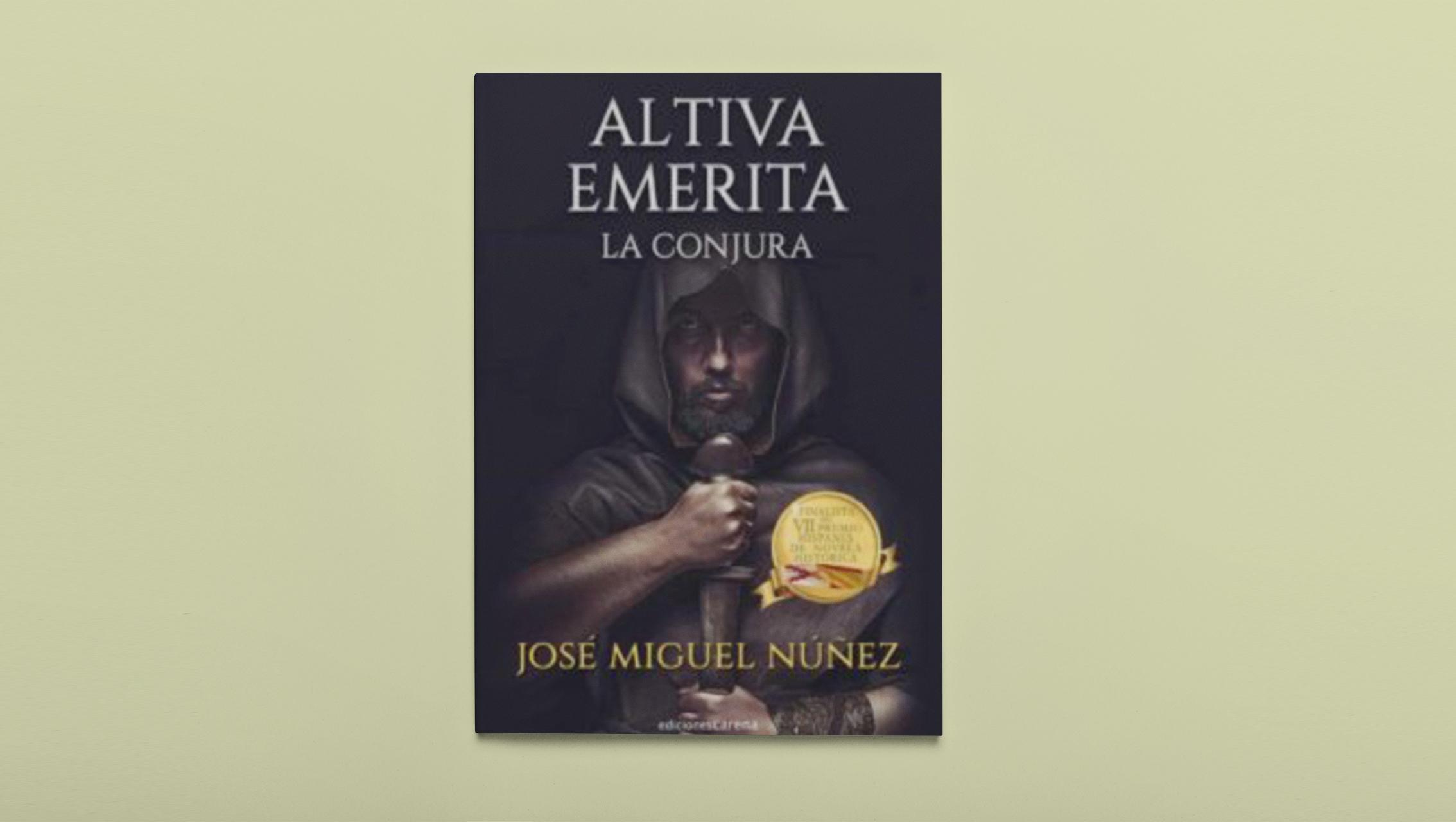 Altiva Emerita, la novel·la del salesià José Miguel Núñez, el millor regal per Nadal