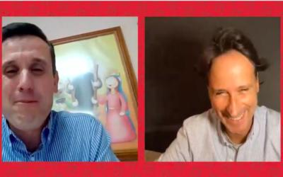 Víctor Küppers anima les Escoles Salesianes a que tothom qui hi passi se senti millor i més feliç