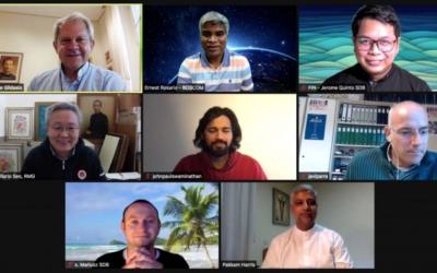 Els salesians dialoguen sobre l'ús de les noves tecnologies en la missió salesiana