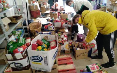 Solidaritat amb majúscules a Salesians Ciutadella