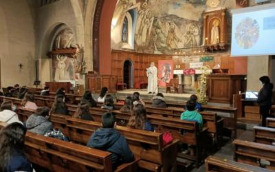 La Família Salesiana celebra la festa de Don Bosco moguda per l'esperança