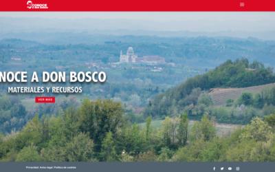 Nova etapa per a la web temàtica Conoce a Don Bosco