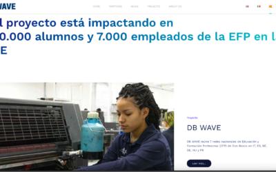 El projecte DB Wave afronta el 2021 amb l'ocupabilitat juvenil com a objectiu principal