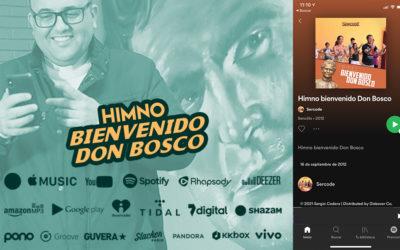 Don Bosco sona en totes les plataformes digitals