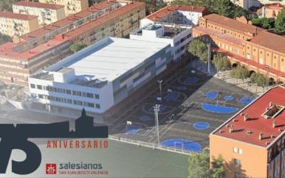 Salesians Sant Joan Bosco de València llança l'himne del 75è aniversari de la casa salesiana