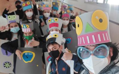 Colorit, diversió i bon humor amb el carnaval salesià