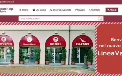La «Valdocco-Shop» aterra on-line