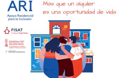 Neix ARI, un nou recurs per a la inclusió a través de l'accés a l'habitatge digne