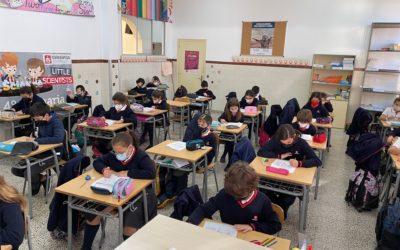 Més de 2000 alumnes salesians realitzen en simultani l'avaluació externa de bilingüisme