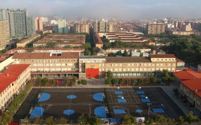 Neix el campament urbà de Salesians Zaragoza