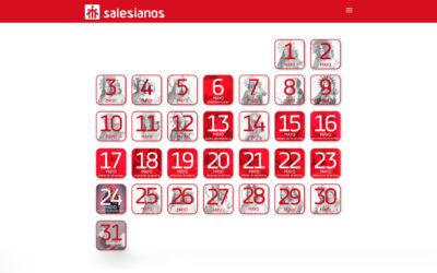 Els Salesians a Espanya tornen a animar el portal www.mayosalesiano.es com a espai de trobada per a viure el mes de maig en clau mariana i salesiana