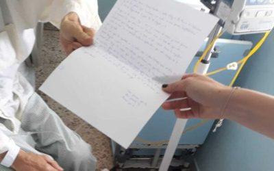 Cartes salesianes per a l'Hospital Puerta del Mar
