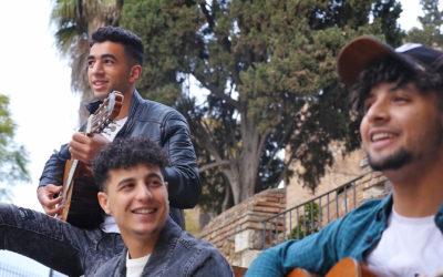 Joves de Don Bosco Salesians Social a Málaga creen el grup musical Abuna Hadia