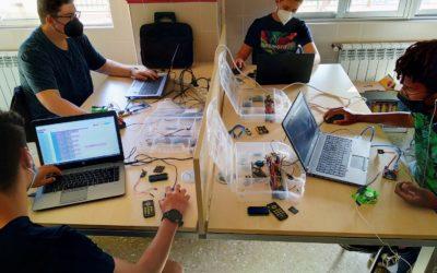 ArduinoBlocks ja compta amb 70.000 usuaris a tot el món