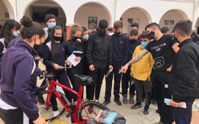 Superació sobre rodes a Salesians Puebla de la Calzada