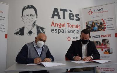 La Fundació Ángel Tomás continua la seva aposta per la inserció sociolaboral