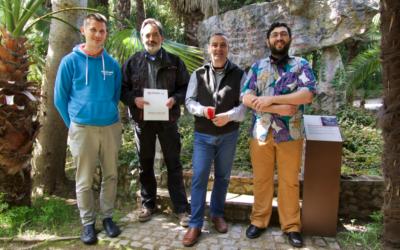 Martí-Codolar crea un pla per a la cura dels seus jardins