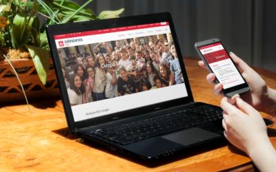 La Inspectoria Maria Auxiliadora consolida el projecte de 'Web local'