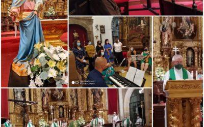 Acció de gràcies a Mérida com a reconeixement a sis dècades de tasca salesiana