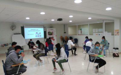FISAT promou a Cartagena l'educació en la diversitat i la igualtat de la joventut