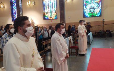 El dia de Ramón, Sergi, Jesús Mª i Bienvenu