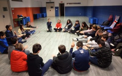 El programa Somriu d'educació emocional afavoreix l'espai de benestar a Salesians Sant Joan Bosco de València