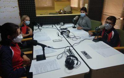 Salesians Ibi llança els seus nous podcasts escolars protagonitzats per alumnes
