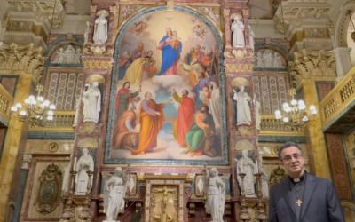 Visita virtual de la Basílica de Maria Auxiliadora a Torí
