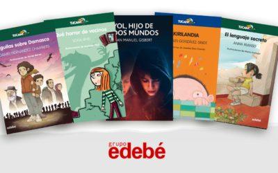 Edebé presenta les novetats de lectura per a la tornada a l'escola