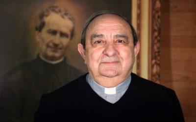 Eusebio Muñoz Ruiz, sacerdot salesià (1944-2021)