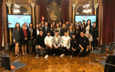 'EntreAPP', una aplicació turística de la ciutat de Sevilla que uneix els joves de França, Itàlia i Espanya