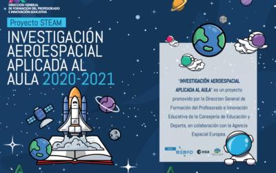 Presencia salesiana en el Proyecto STEAM: Investigación Aeroespacial aplicada al aula