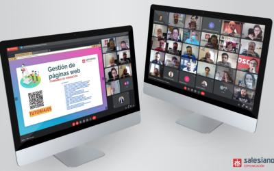 Los delegados de Comunicación avanzan en el plan de formación para comunicar en tiempos de Covid