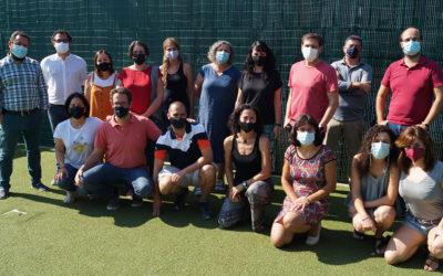 L'equip tècnic de Bosco Global es retroba després de dos anys sense veure's presencialment per la pandèmia